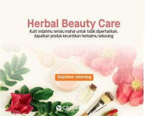 Home - Iklan Home No 3 - Beauty Care