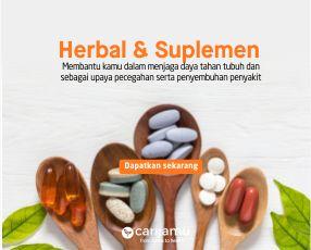 Home - Iklan Home No 1 - Herbal & Suplemen