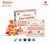 Helmig's Curcumin + Vit C 1000 mg ( Orange )