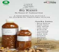 Jamu Made by Request 250 ml