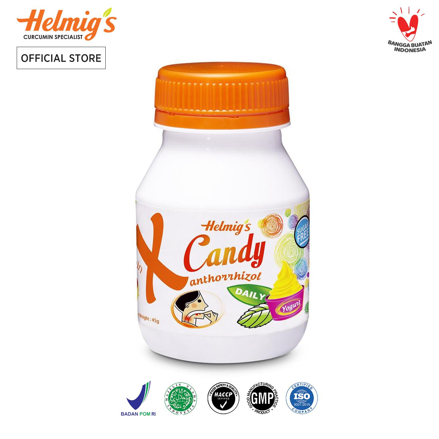Helmig's Curcumin X-Candy